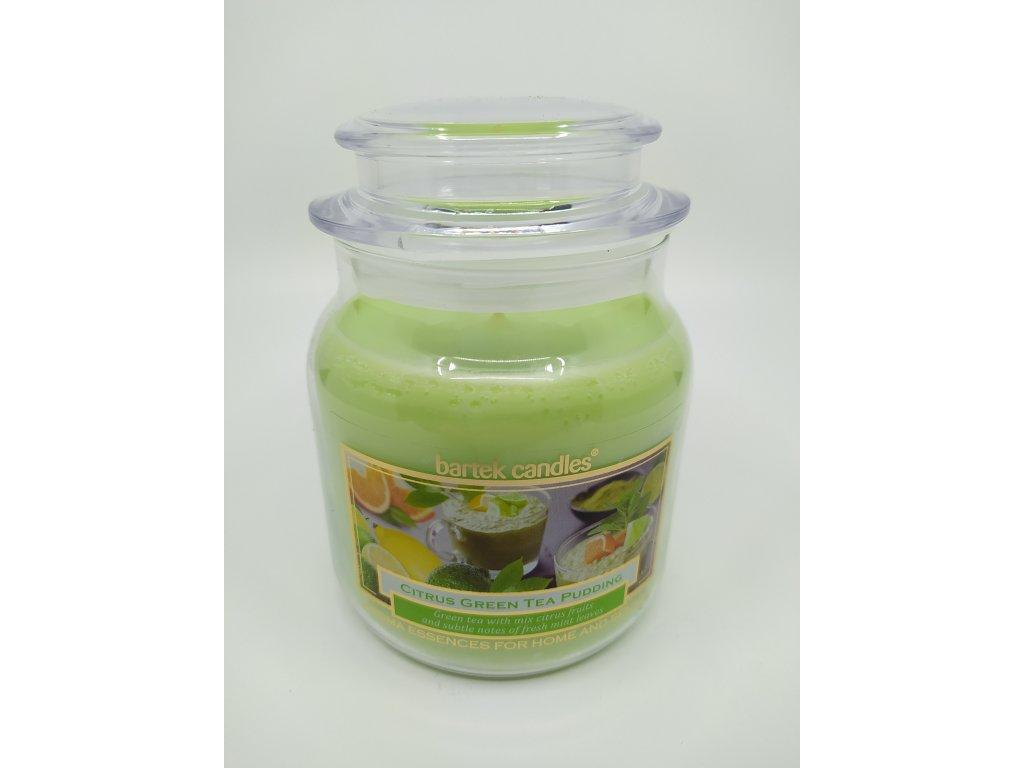 sv citrus green tea