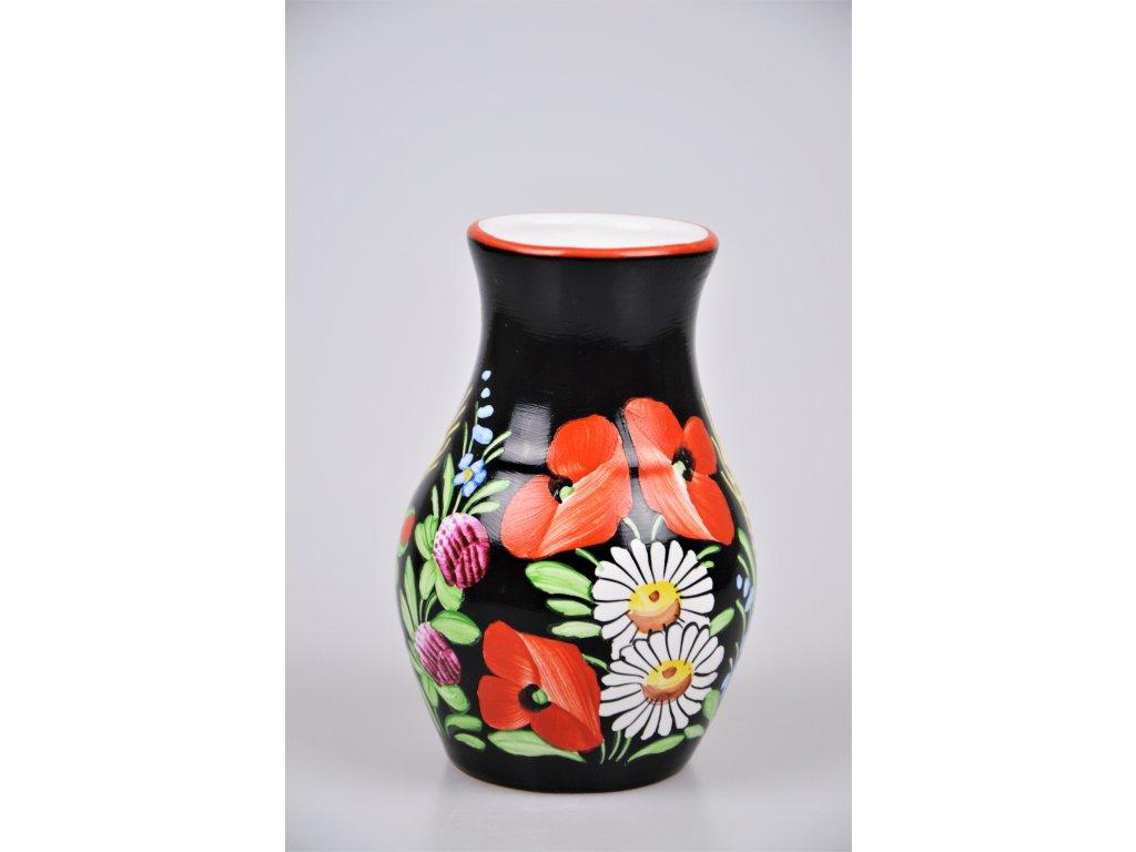Váza - Malá černá