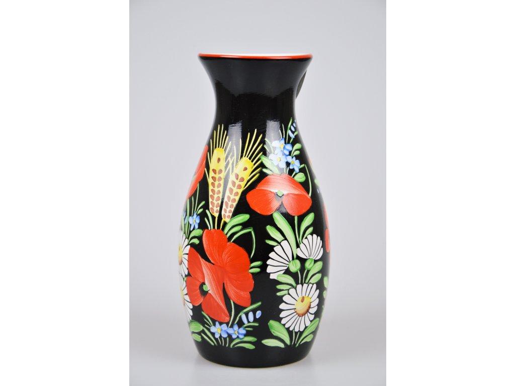 Váza - Střední černá