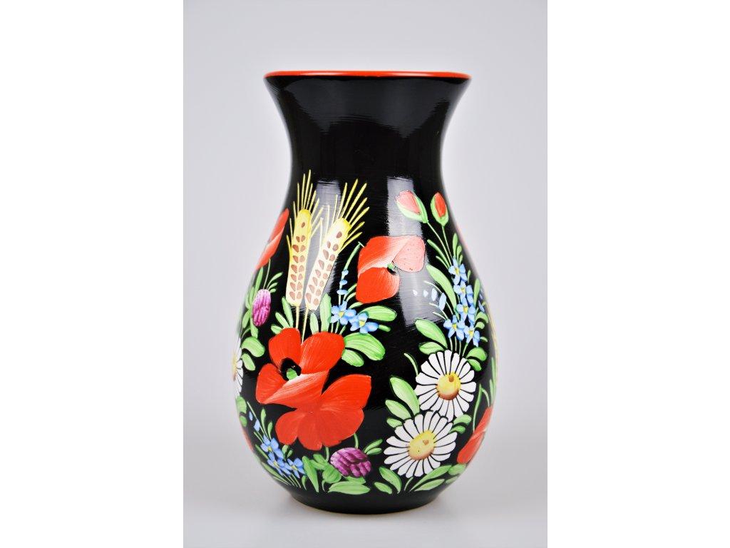 Váza - Velká černá