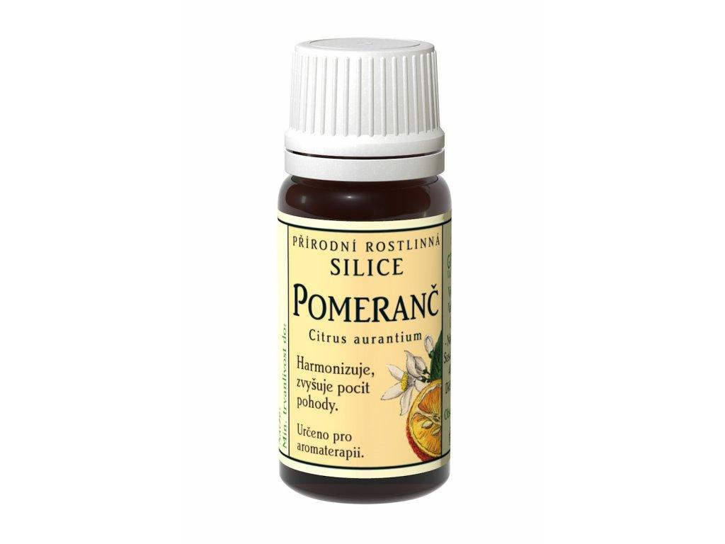 Esenciální olej - Pomeranč