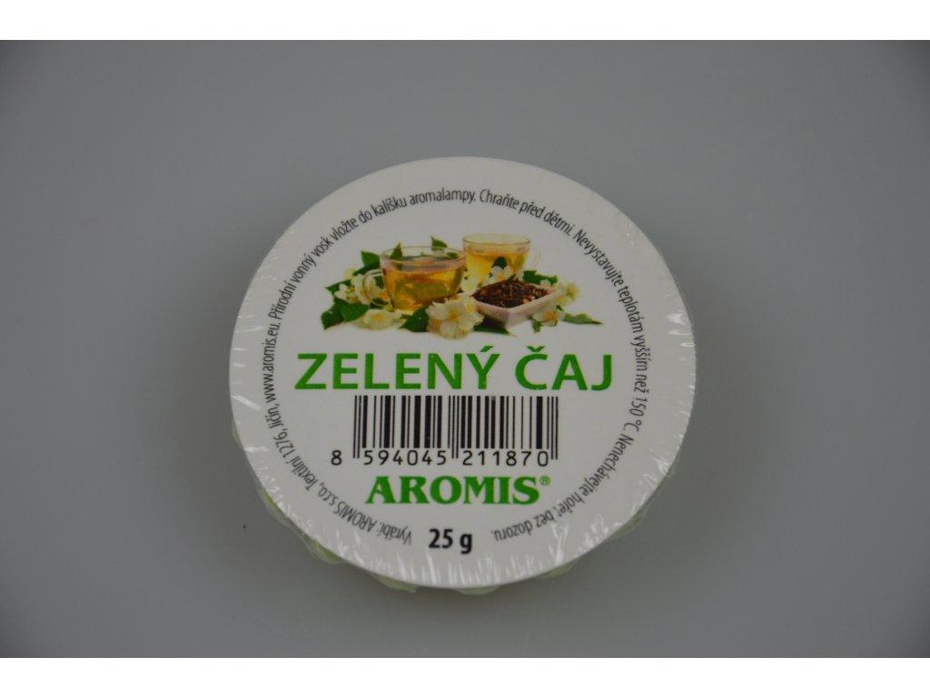 Aroma vosk - Zelený čaj