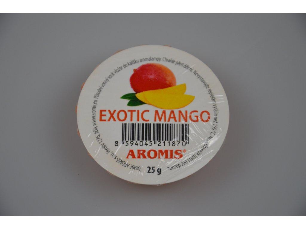 Aroma vosk - Exotic mango