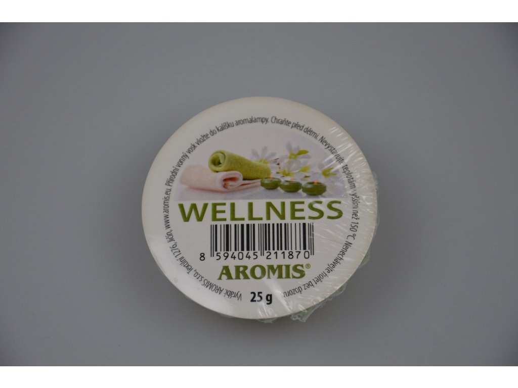 Aroma vosk - Wellness