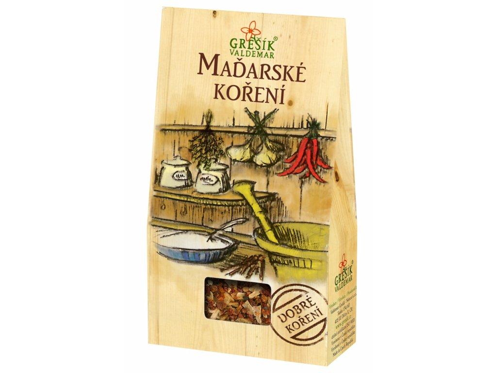 Dobré koření Grešík - Maďarské koření