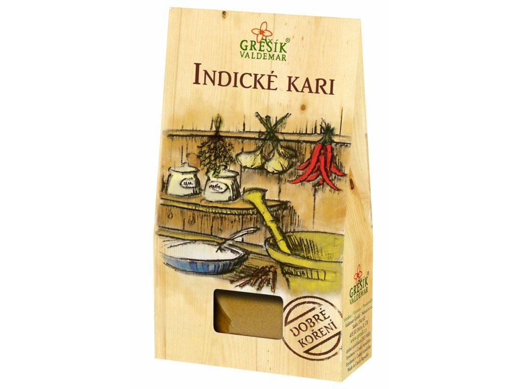 Dobré koření Grešík - Indické kari