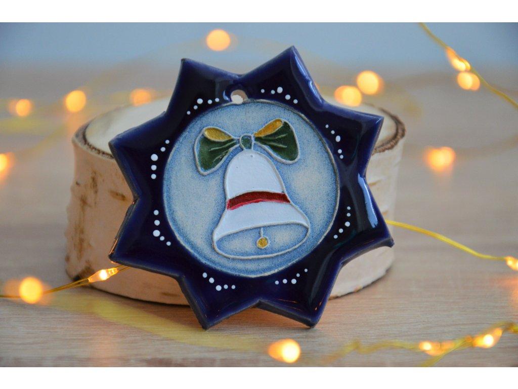 Hvězdička modrotisk 2