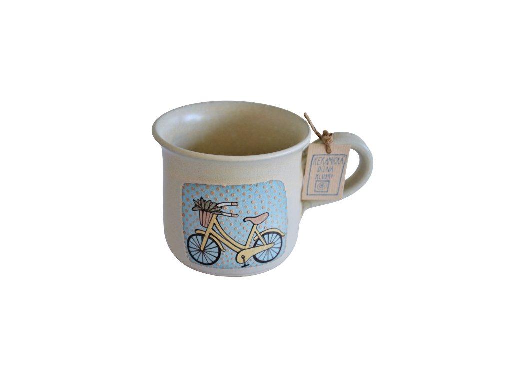 Hrnek keramický káva - Kolo