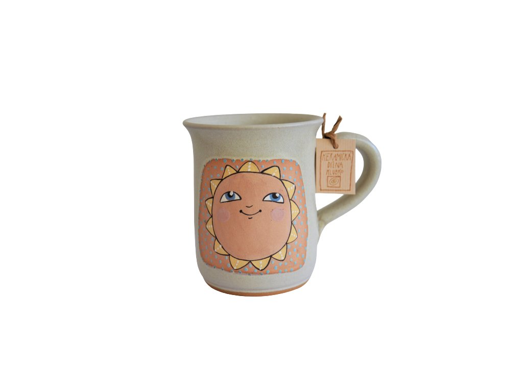Hrnek Čaj - Sluníčko
