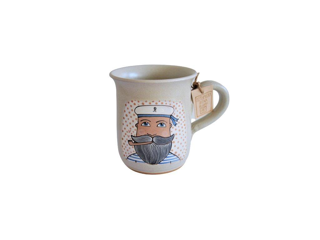 Hrnek keramický čaj - Námořník