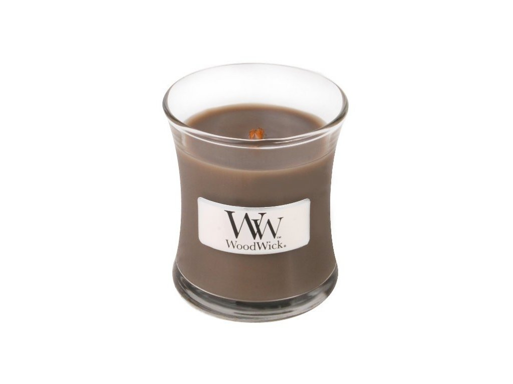 Woodwick Sand & Driftwood váza malá