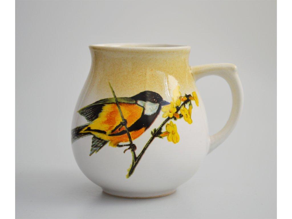 Hrnek - Ptáček
