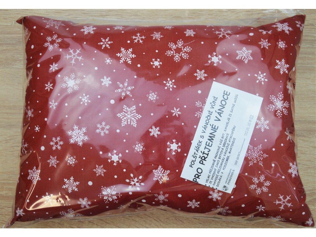 Vánoční polštářek - Velký