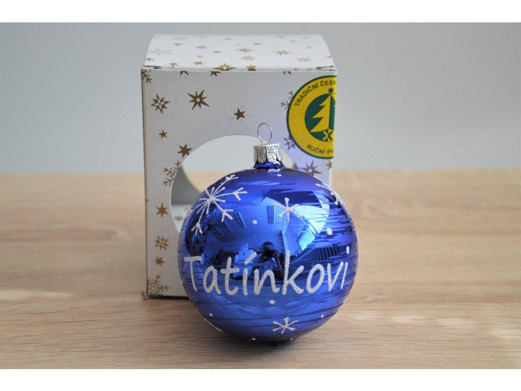 Vánoční ozdoba - Tatínkovi
