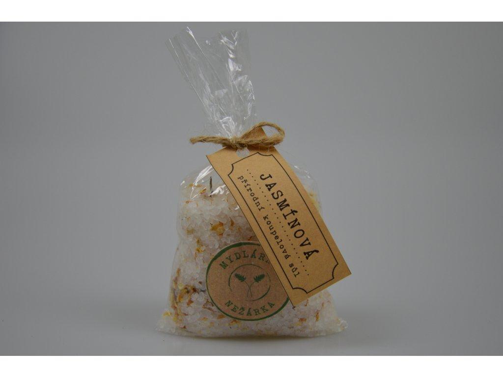 Koupelová sůl - Jasmínová