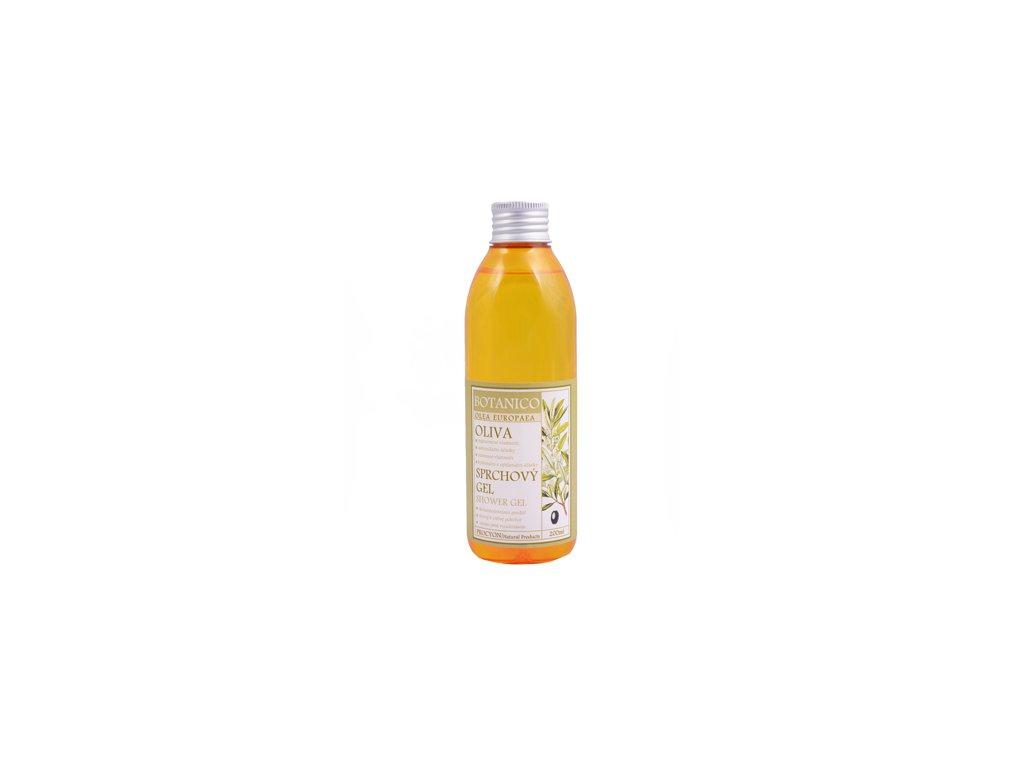 sprchovy gel oliva
