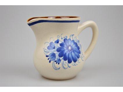 Džbán - Na mléko s květy