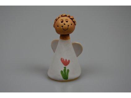 Anděl - Malý s kytičkou 2