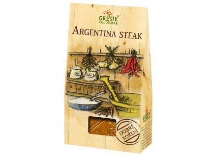 Dobré koření Grešík - Argentina steak