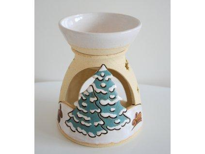 Aromalampa vánoční - stromeček 1