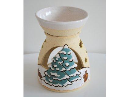 Aromalampa vánoční - stromeček 2