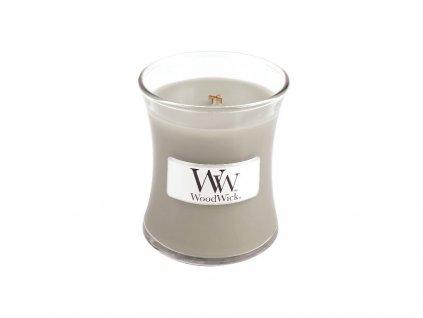 Woodwick Fireside váza malá