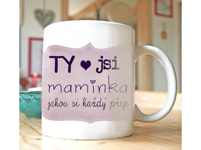 dárek pro maminku, mamku