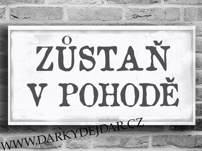 obrázek s českým nápisem