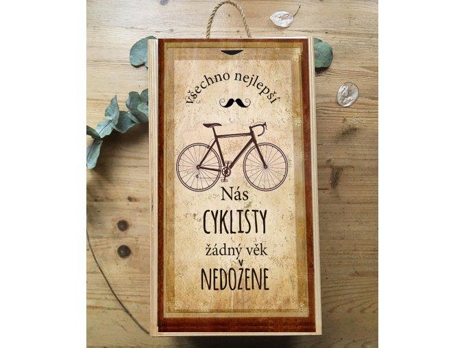 cyklistika na víno nás cyklisty