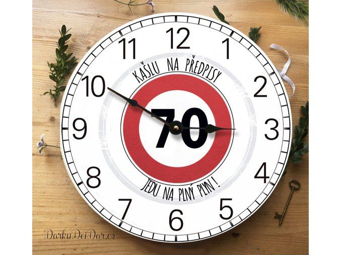 dárek k 70 narozeninám