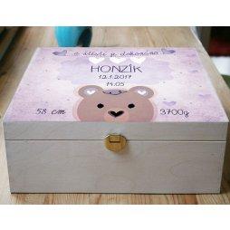 krabička pro mimi