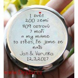 citát ke svatbě