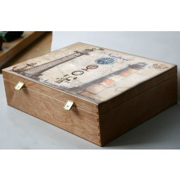 Krabice s májáky, dárek pro muže