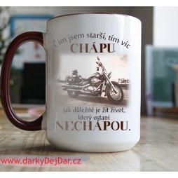dárek pro motorkáře