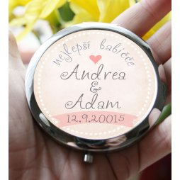 dárek pro babičku ke svatbě