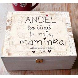 vánoční dárek pro maminku