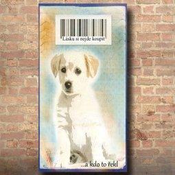 dárek, pes, štěně