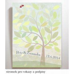 Svatební strom, dar