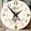 hodiny s mysliveckým motivem