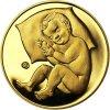Zlatý dukát k narození dítěte 2018 a 2019