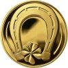 Zlatá medaile pro štěstí