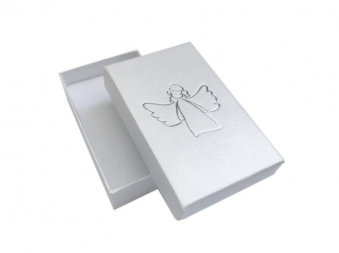 krabička andílek c 04