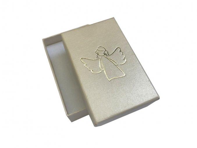 krabička andílek d 05