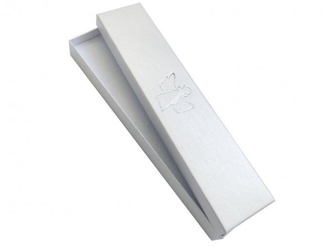 krabička andílek e 04