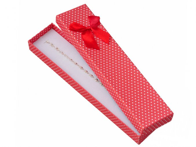 krabicka cervena puntiky 07