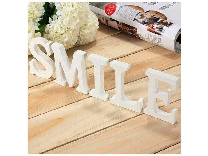 smile pismeno