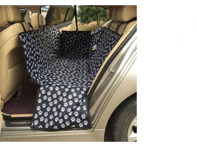 Voděodolný ochranný potah do auta