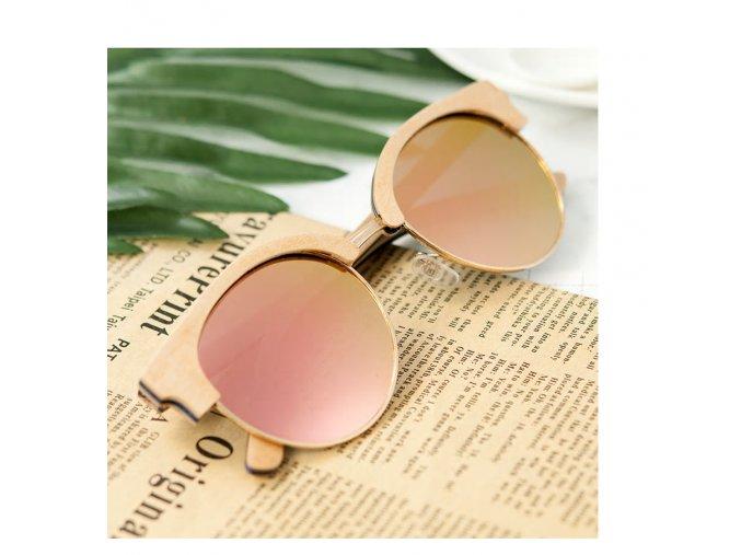 Dámské sluneční brýle BOBO BIRD s polarizovanými skly ROSITA