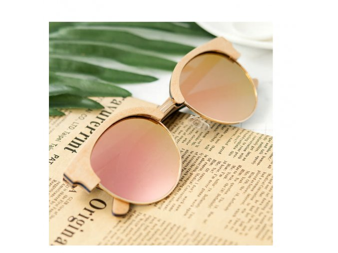 Dámské sluneční brýle s polarizovanými skly ROSITA