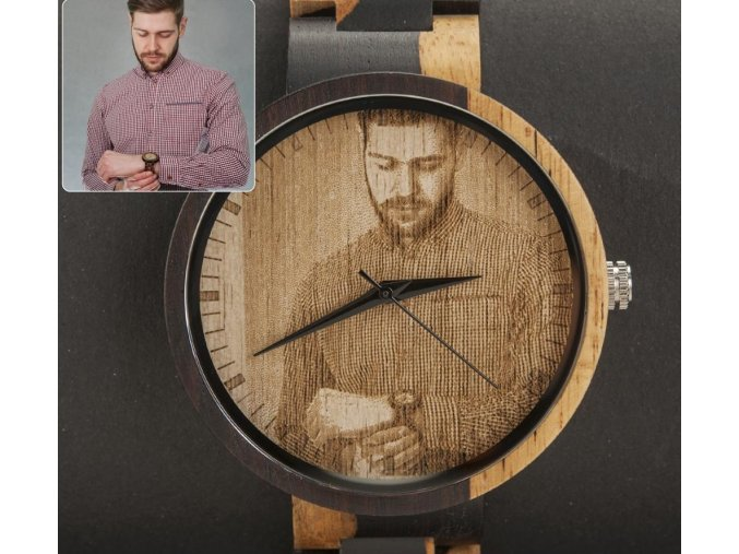 BOBO BIRD Personal customize Men Watch Family Anniversary Birthday Gift Quartz Wood Watches Men s Wristwatch